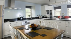 Contemporary luxury kitchen