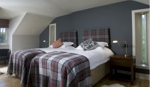 Twin/Double bedroom in The Byre