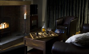 The Mill House - Relax in front of the fire