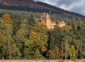 Brodick Castle NTS