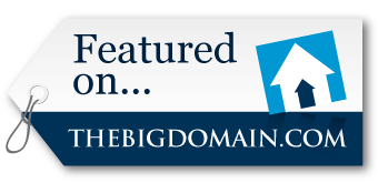 Featured on TheBigDomain.com