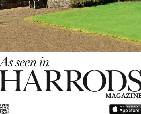 harrods travel magazine banner